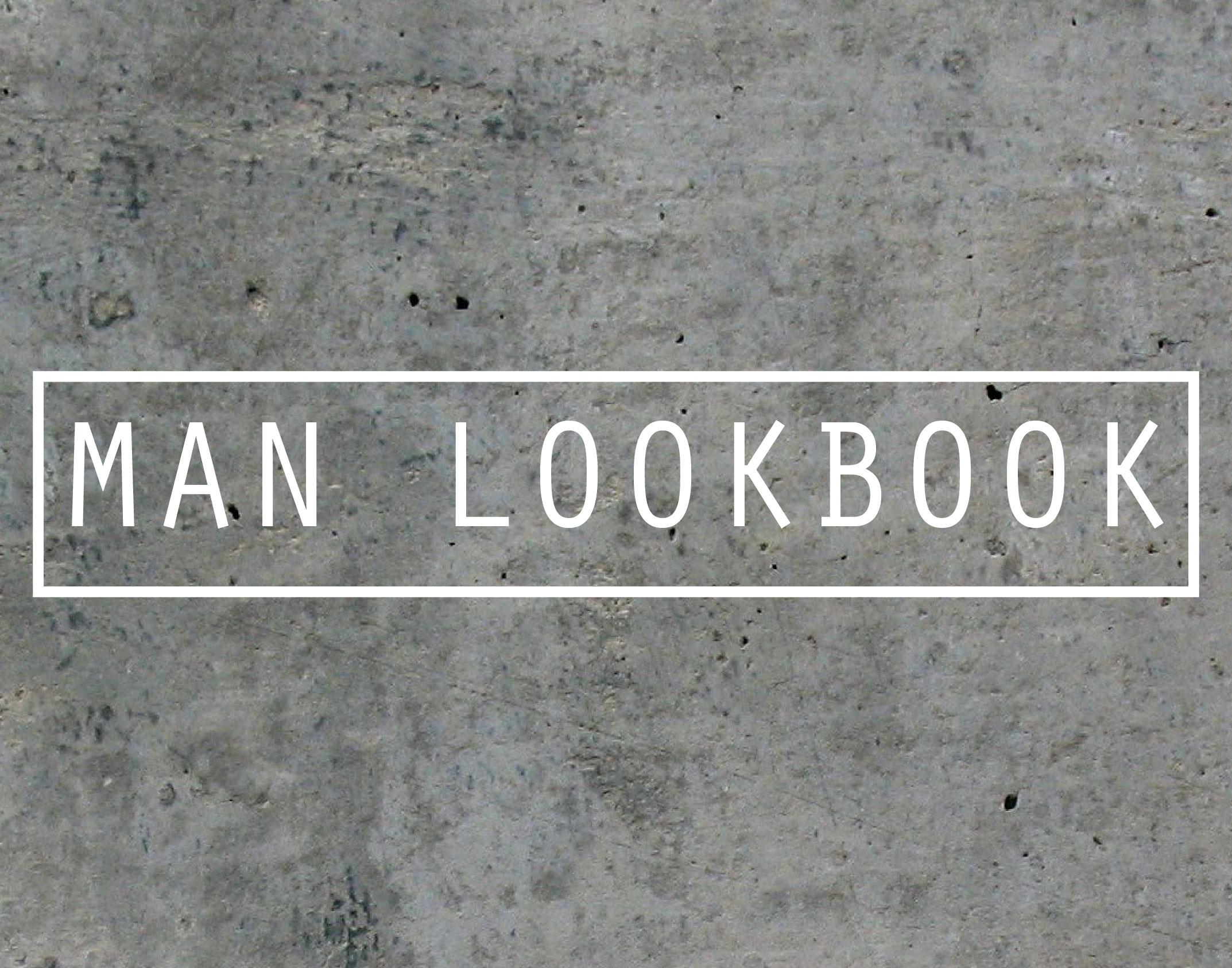 man lookbook